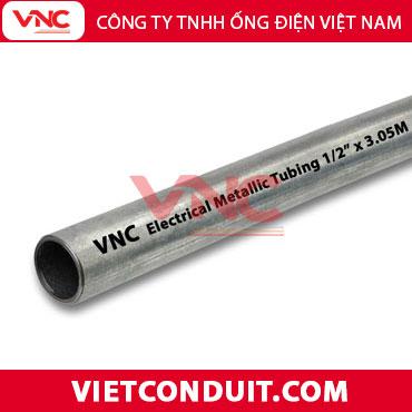 Ống thép luồn dây điện trơn EMT - VIETCONDUIT.COM