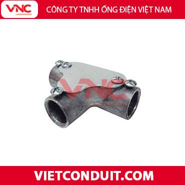 Co nối ống thép luồn dây điện - Co chữ T