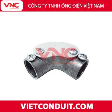 Co đúc ống trơn - Co 90 - Co nối ống thép luồn dây điện