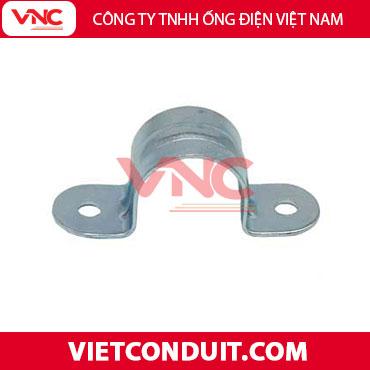Kẹp treo ống thép luồn dây điện không đế - Vietconduit