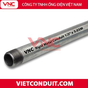 Ống thép luồn dây điện RSC - Rigid Steel Conduit