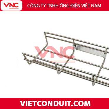 Máng cáp dạng lưới Inox - Vietconduit Wire mesh tray