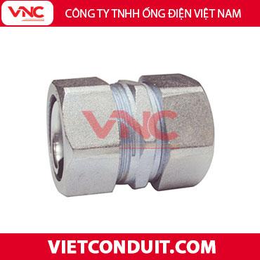 Khớp nối ống ruột gà lõi thép luồn dây điện kín nước Vietconduit
