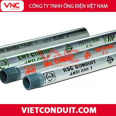 Ống thép luồn dây điện BURN Thái Lan